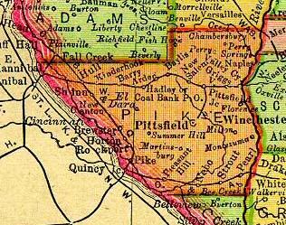 Pike County Illinois 1895